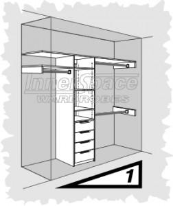 Design 1 Innerspace Wardrobes