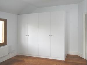 Hinged Doors Innerspace Wardrobes