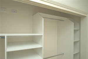 Shelving Innerspace Wardrobes